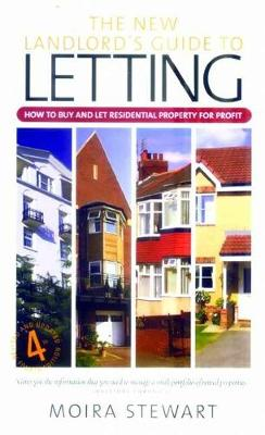 The New Landlord's Guide to Letting: How to Buy and Let Residential Property for Profit (Paperback)