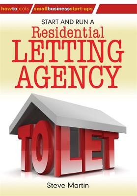 Start and Run a Residential Letting Agency (Paperback)