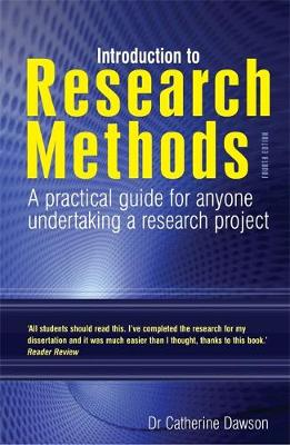 Introduction to Research Methods 4th Edition: A Practical Guide for Anyone Undertaking a Research Project (Paperback)