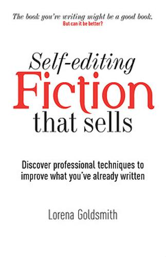 Self-Editing Fiction That Sells (Paperback)