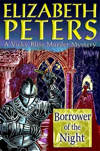 Borrower of the Night - Vicky Bliss (Paperback)