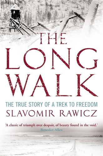 The Long Walk: The True Story of a Trek to Freedom (Paperback)