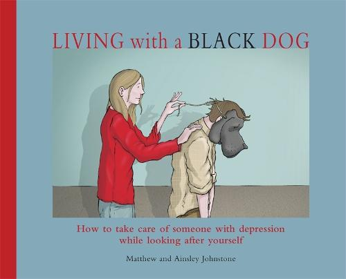 Living with a Black Dog (Paperback)