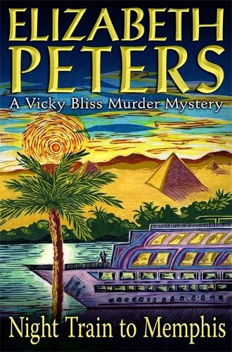 Night Train to Memphis - Vicky Bliss (Paperback)