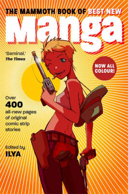 The Mammoth Book of Best New Manga: v. 3 - Mammoth Books (Paperback)