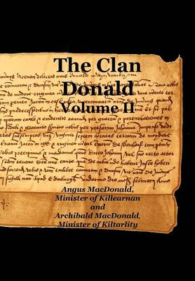 The Clan Donald - Volume 2 (Paperback)