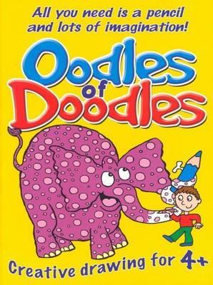 Oodles of Doodles (Paperback)