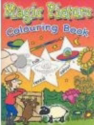 Wizard Magic Picture and Colouring Book (Paperback)