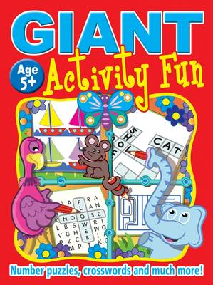 Giant Activity Fun (Paperback)