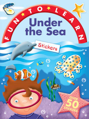 Under the Sea - Fun to Learn S. (Paperback)