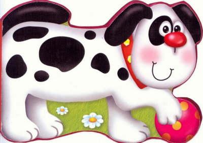 Dog: Chunky Animals - My Chunky Friend Story Book (Board book)