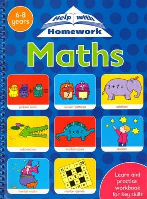 Maths - Help with Homework (Paperback)