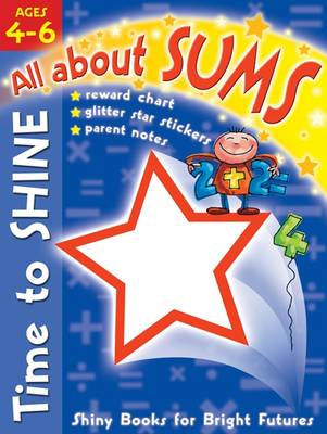 All About Sums 4-6 (Paperback)