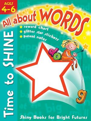 Words - Cube Board Books S. (Paperback)