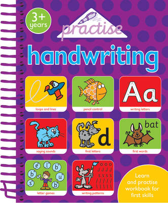 Handwriting 3+: Practise (Spiral bound)