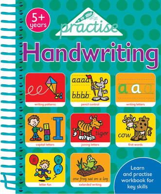Handwriting 5+: Practise (Spiral bound)