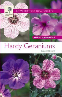 Hardy Geraniums - Wisley Handbooks (Paperback)