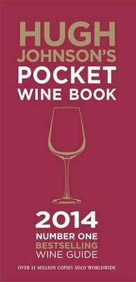 Hugh Johnson's Pocket Wine Book 2014 (Hardback)