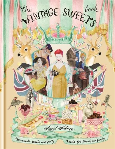 The Vintage Sweets Book (Hardback)