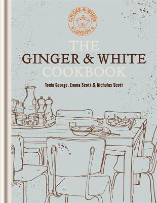 The Ginger & White Cookbook (Hardback)