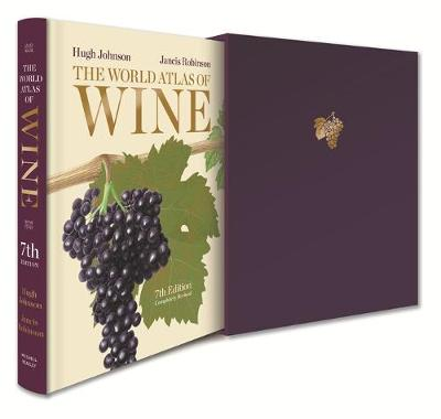 The World Atlas of Wine, 7th Edition - World Atlas Of (Hardback)