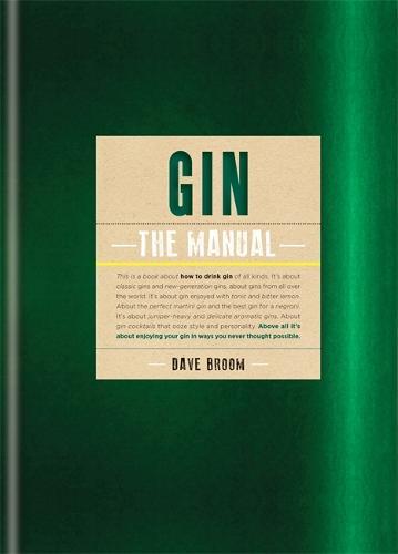Gin: The Manual (Hardback)