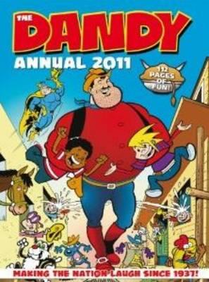 Dandy Annual 2011 (Hardback)