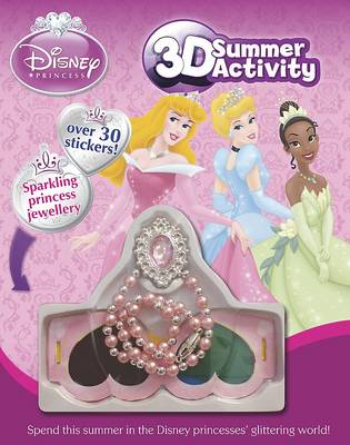 Disney Princess Summer Activity 2011 (Paperback)
