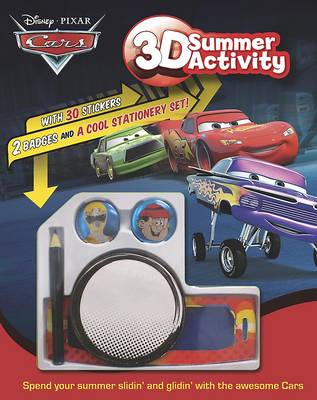 Disney Cars Summer Activity 2011 (Paperback)