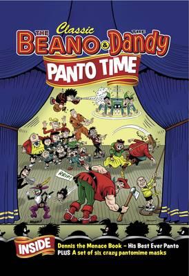 Beano and Dandy Giftbook 2013 (Hardback)
