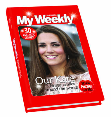 My Weekly Annual 2014 (Hardback)