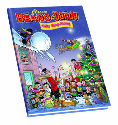 Beano and Dandy Giftbook 2014 (Hardback)