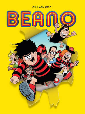 The Beano Annual 2017 (Hardback)