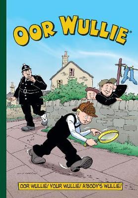 Oor Wullie Annual 2018 (Paperback)