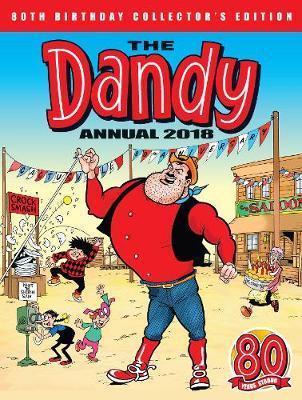 The Dandy Annual 2018 (Hardback)