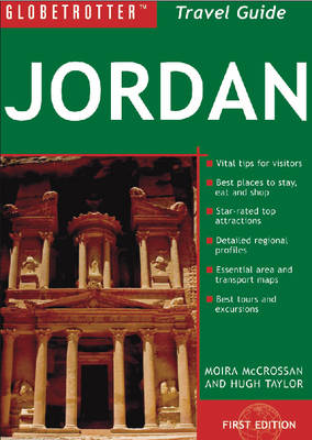 Jordan - Globetrotter Travel Guide (Paperback)