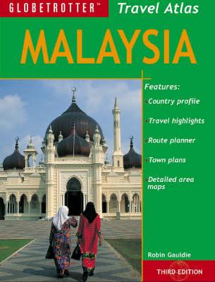 Malaysia - Globetrotter Travel Atlas (Paperback)