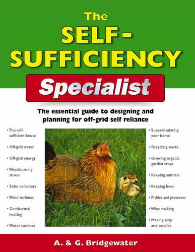 The Self-sufficiency Specialist - Specialist Series (Paperback)