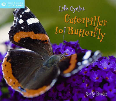 Life Cycles: From Caterpillar to Butterfly - Start Talking S. (Paperback)