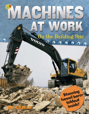 On the Building Site - QED Machines at Work (Paperback)