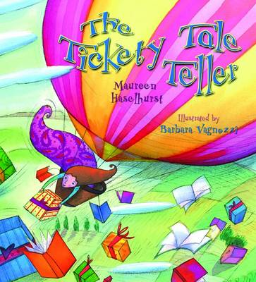 The Tickety Tale Teller - Storytime (Paperback)