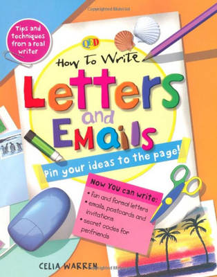 How to Write... Letters and Emails (Paperback)