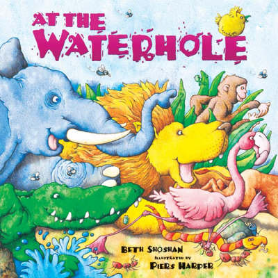 At the Waterhole (Paperback)