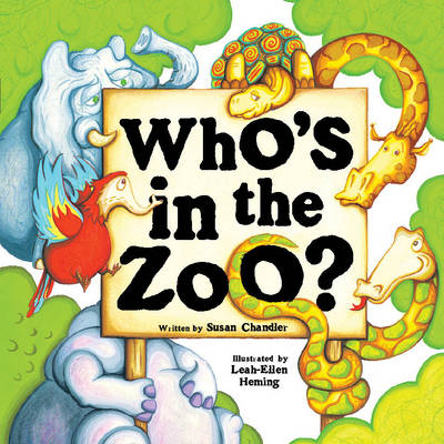 Who's in the Zoo? (Paperback)