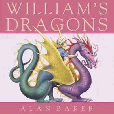William's Dragons (Paperback)