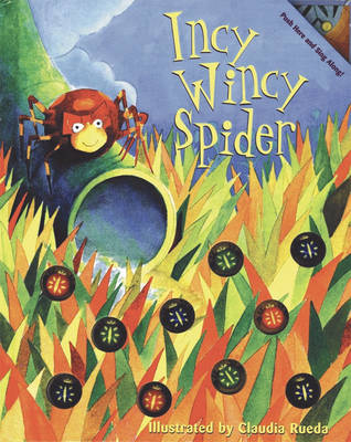 Incy Wincy Spider (Hardback)