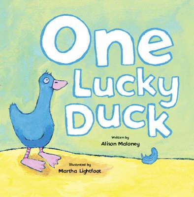One Lucky Duck - Mini Board Books (Board book)