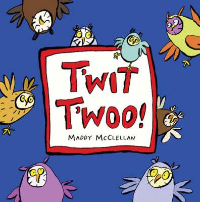 T'wit T'woo - Mini Board Books (Board book)