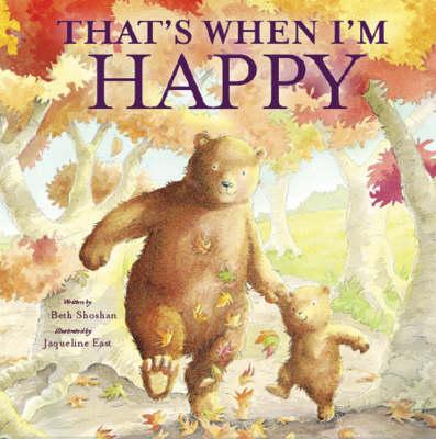 That's When I'm Happy - Mini Board Books (Board book)