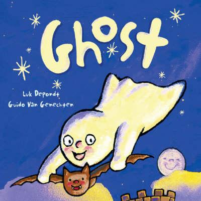 Ghost (Board book)